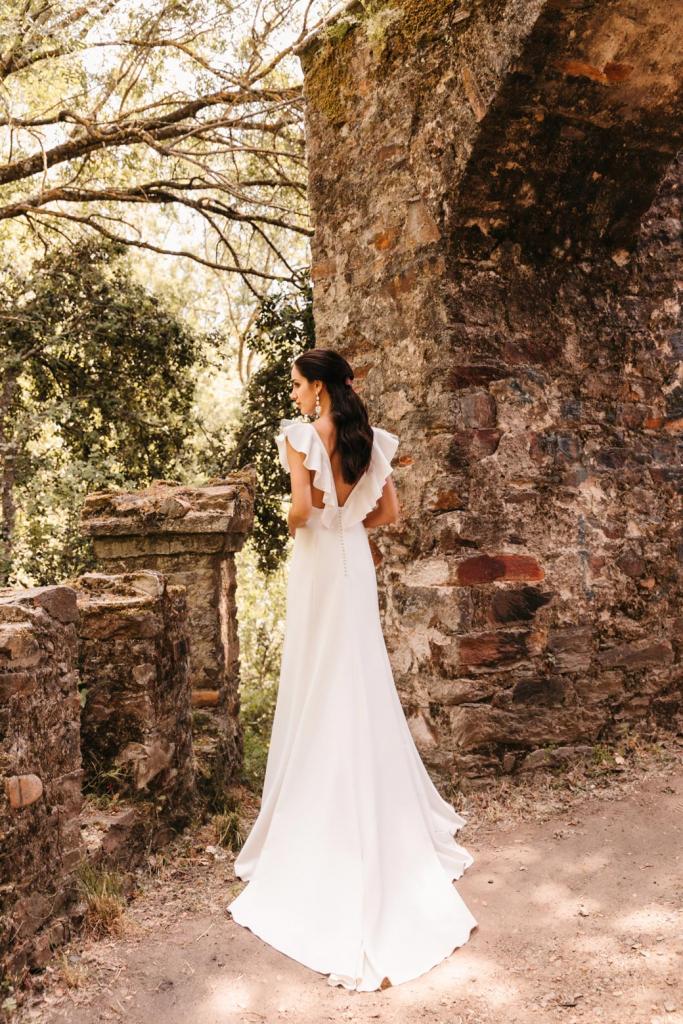 Vestidos de novia 2022 Silvia Fernandez Dalila 79
