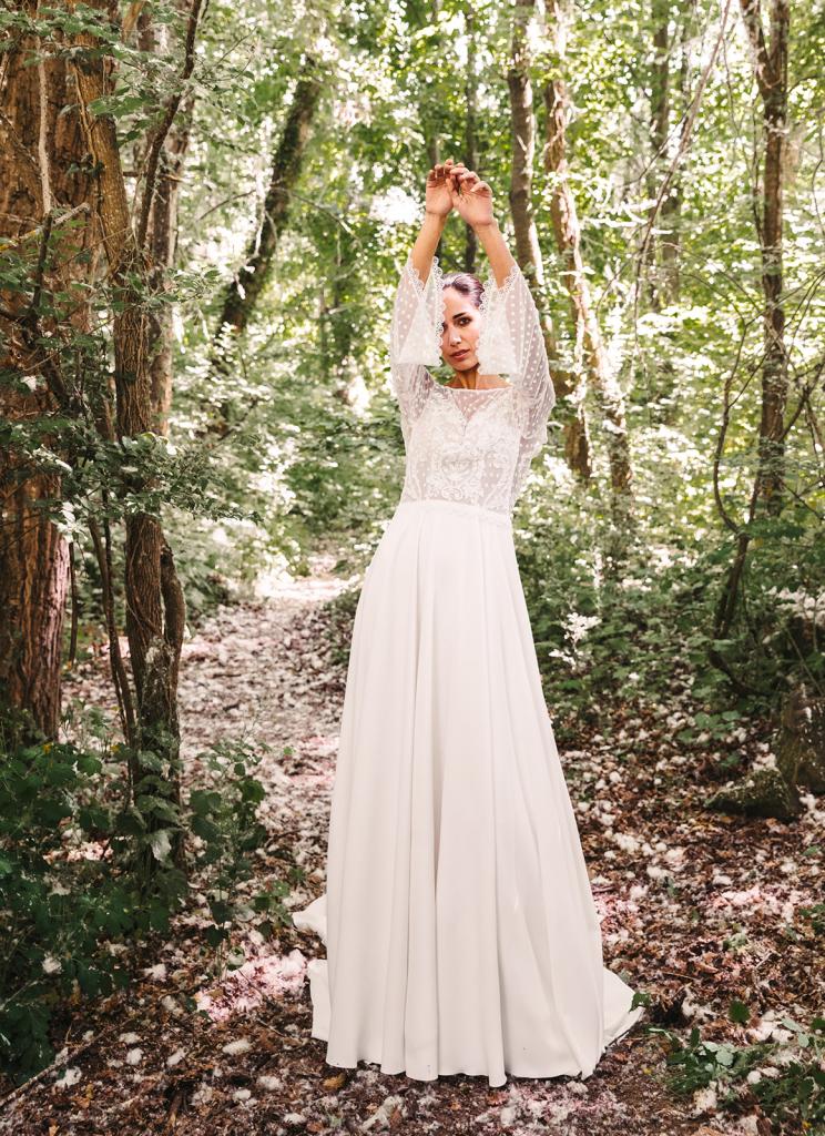 Vestidos de novia 2022 - Silvia Fernandez Atelier - Donatella 24