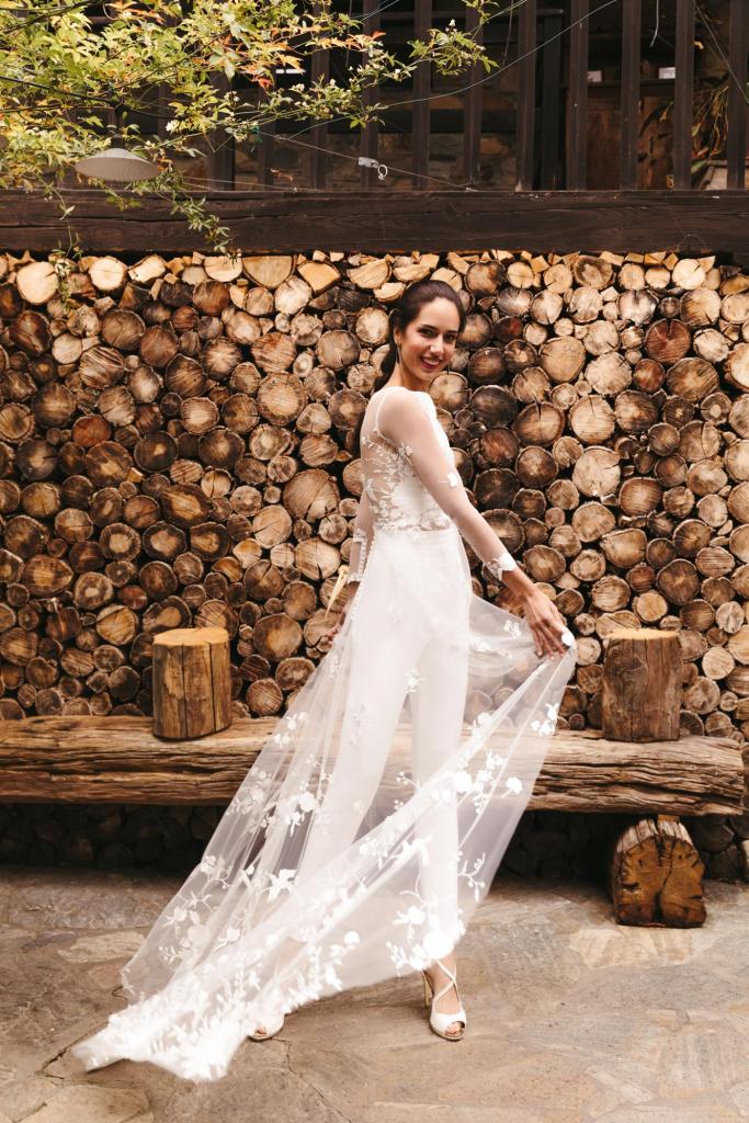 Vestidos de novia 2022 Silvia Fernandez Damaris 66