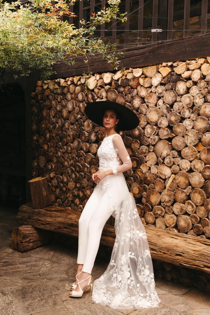 Vestidos de novia 2022 Silvia Fernandez Damaris 78