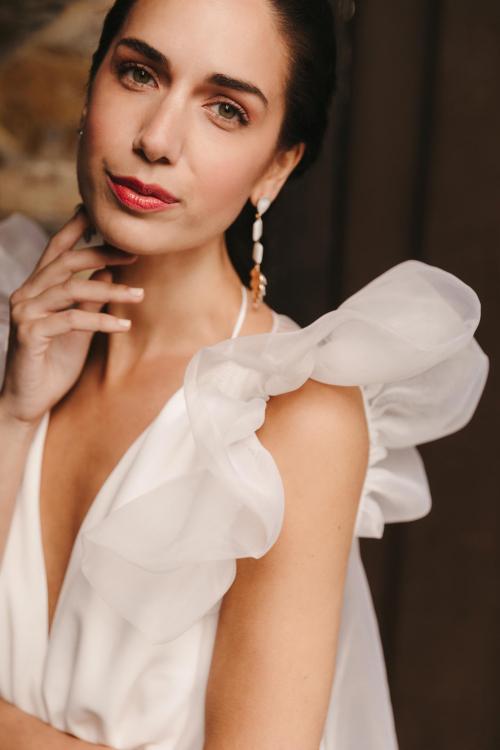Vestidos de novia 2022 Silvia Fernandez Daviana 38