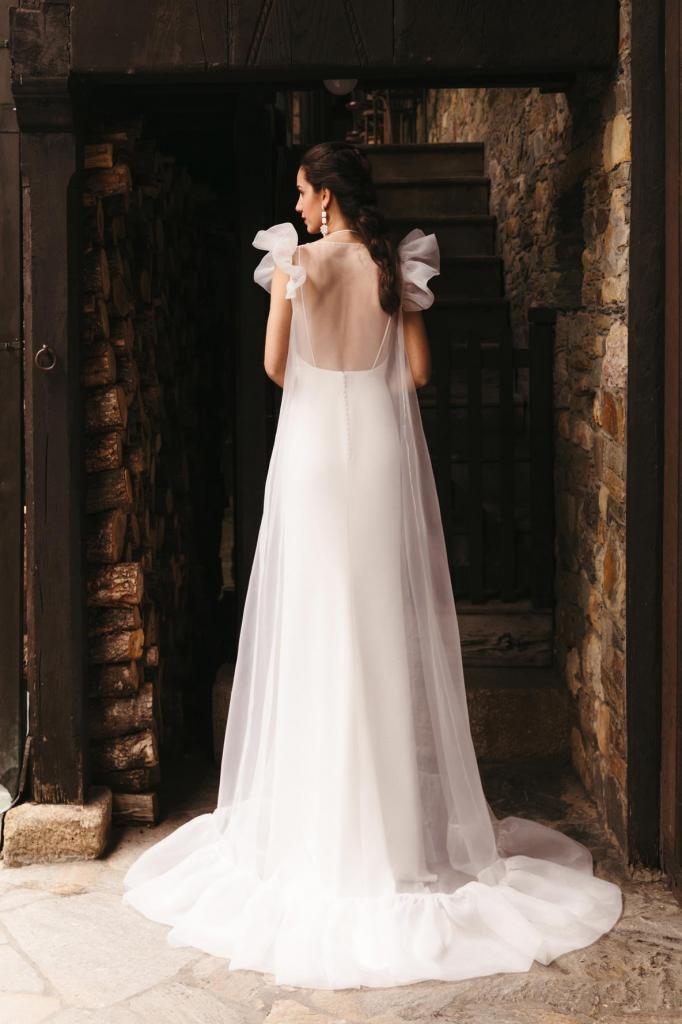 Vestidos de novia 2022 Silvia Fernandez Daviana 4