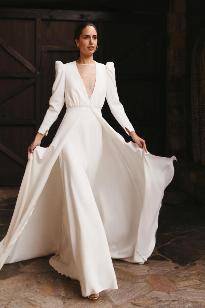 Vestidos de novia 2022 Silvia Fernandez Destino 18