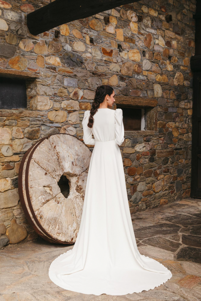 Vestidos de novia 2022 Silvia Fernandez Destino 9