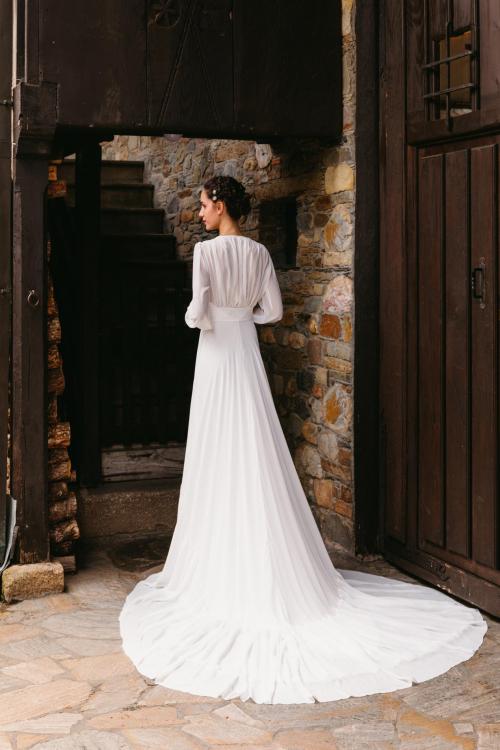 Vestidos de novia 2022 Silvia Fernandez Delicia 2