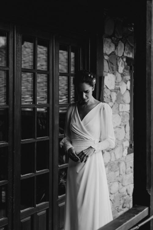 Vestidos de novia 2022 Silvia Fernandez Dinastia 52