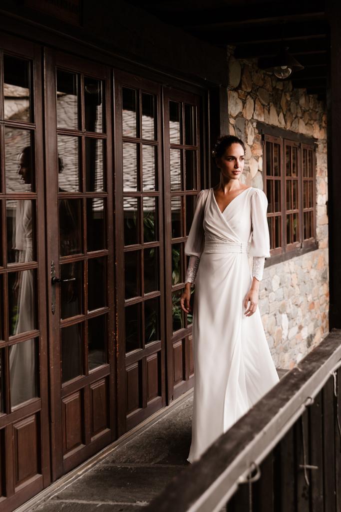 Vestidos de novia 2022 Silvia Fernandez Dinastia 72