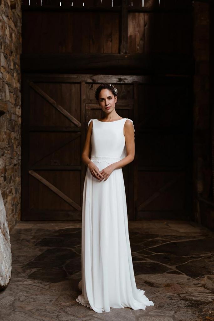 Vestidos de novia 2022 Silvia Fernandez Dandy 44