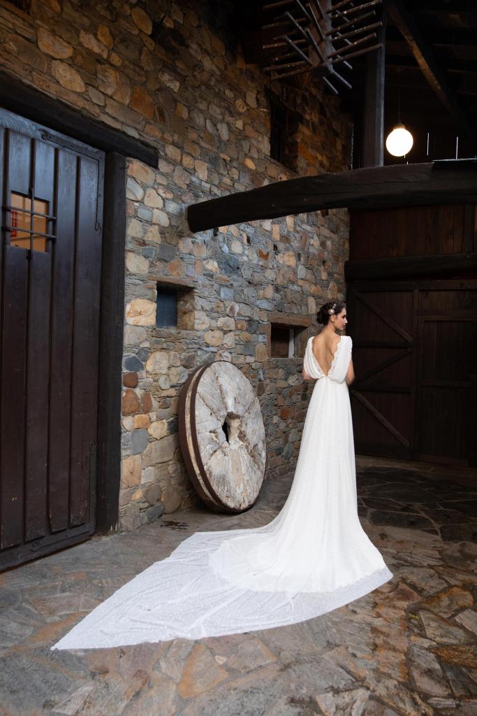 Vestidos de novia 2022 Silvia Fernandez Dandy 6