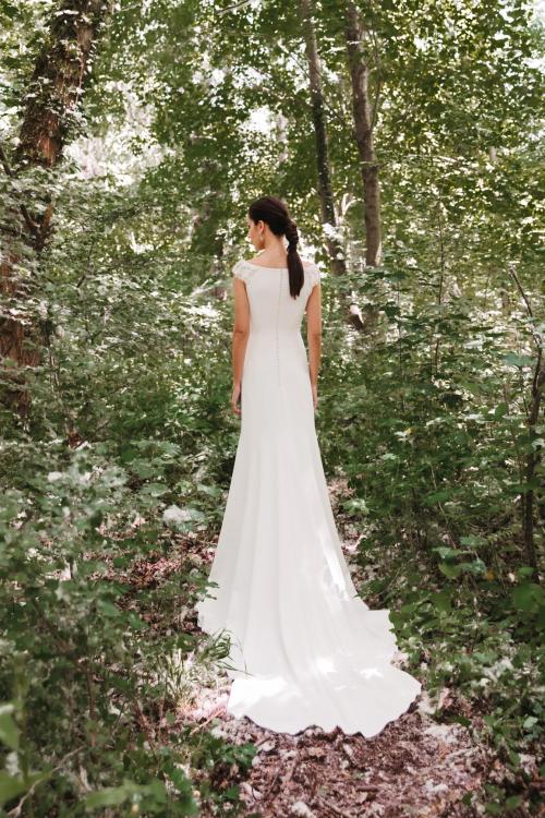 Vestidos de novia 2022 Silvia Fernandez Dakar 1