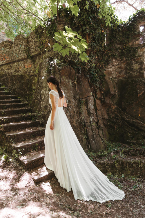 Vestidos de novia 2022 Silvia Fernandez Dakaris 10