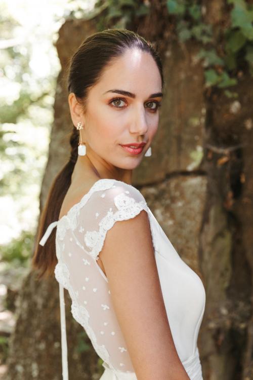 Vestidos de novia 2022 Silvia Fernandez Dakaris 3