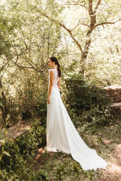 Vestidos de novia 2022 Silvia Fernandez Dakota 16