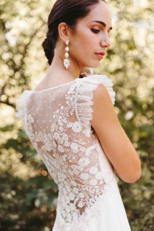 Vestidos de novia 2022 Silvia Fernandez Dakota 6