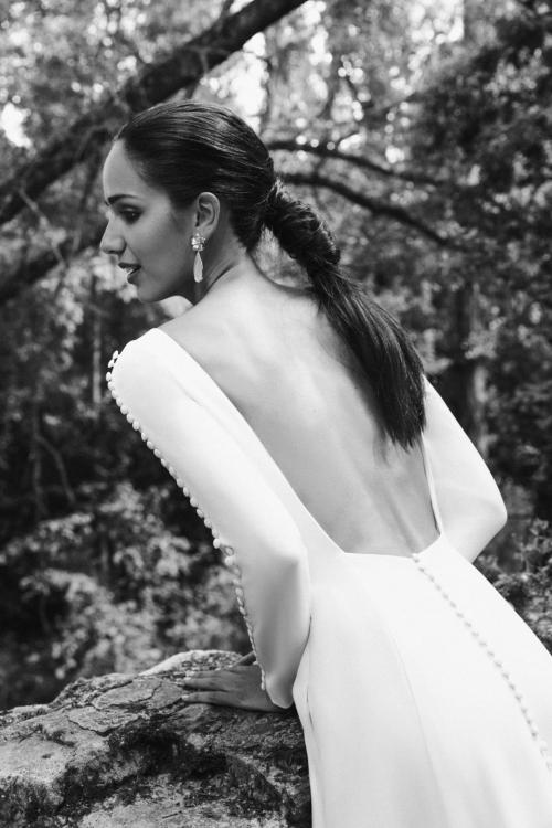 Vestidos de novia 2022 Silvia Fernandez Dalhi 2