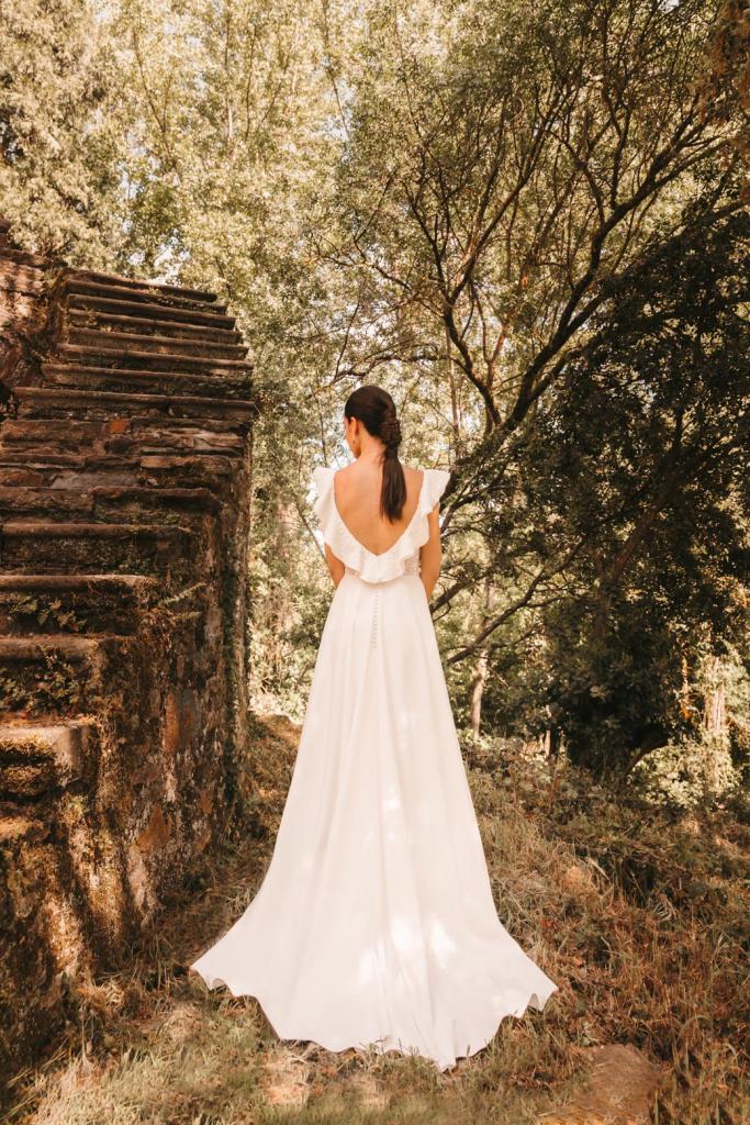 Vestidos de novia 2022 Silvia Fernandez Dallas 1