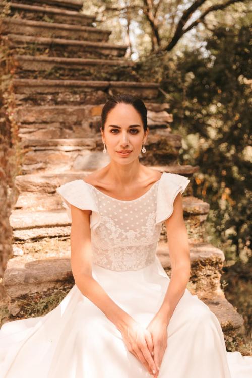 Vestidos de novia 2022 Silvia Fernandez Dallas 10