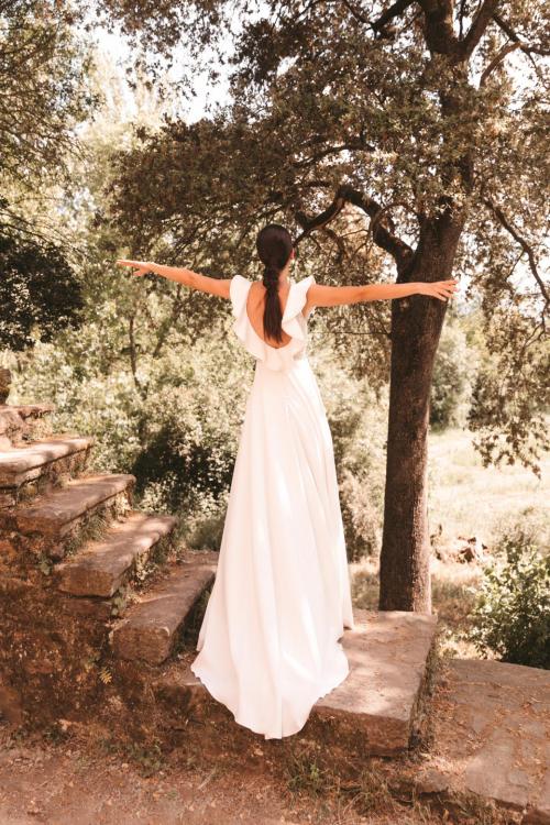 Vestidos de novia 2022 Silvia Fernandez Dallas 14