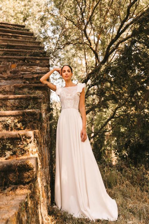 Vestidos de novia 2022 Silvia Fernandez Dallas 5