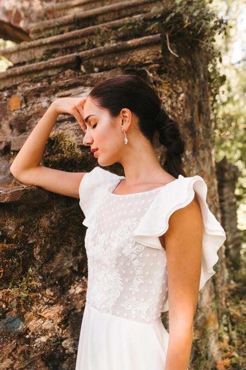 Vestidos de novia 2022 Silvia Fernandez Dallas 7