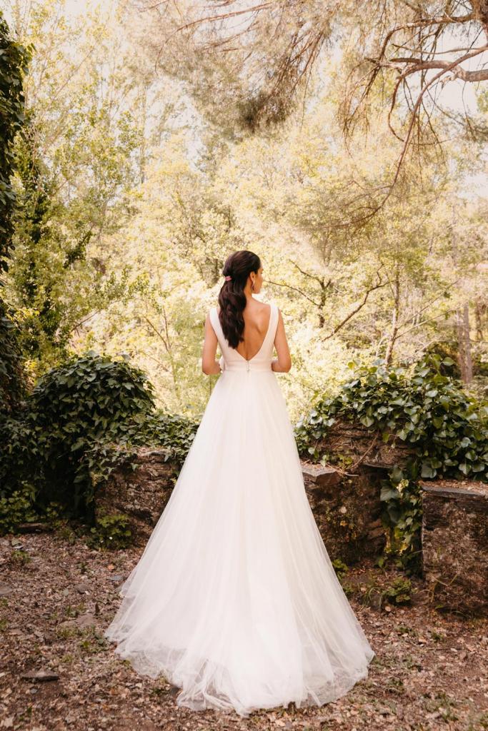 Vestidos de novia 2022 Silvia Fernandez Dama 2