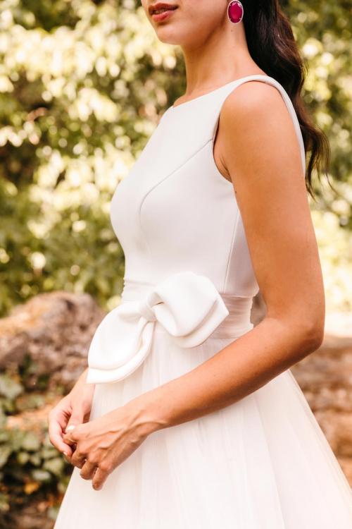 Vestidos de novia 2022 Silvia Fernandez Dama 4