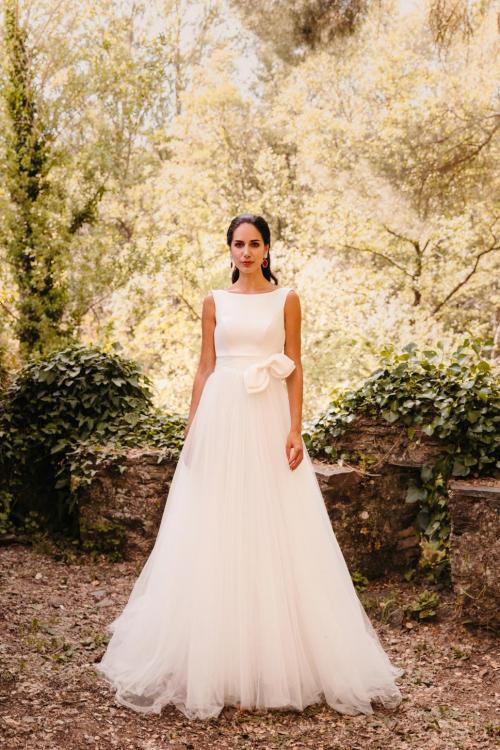Vestidos de novia 2022 Silvia Fernandez Dama 6