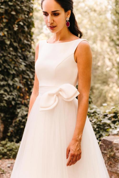 Vestidos de novia 2022 Silvia Fernandez Dama 9