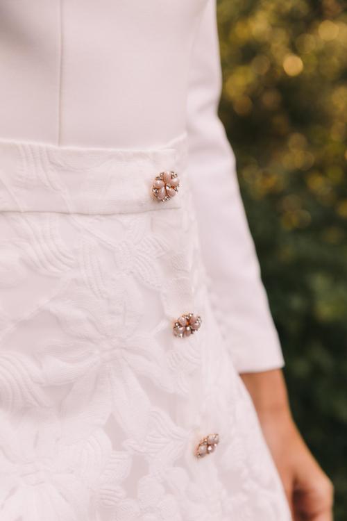 Vestidos de novia 2022 Silvia Fernandez Damasco 15