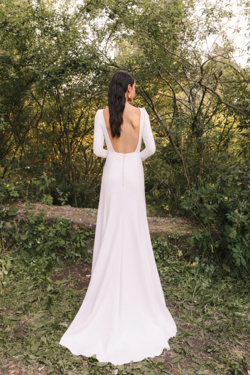 Vestidos de novia 2022 Silvia Fernandez Damasco 19