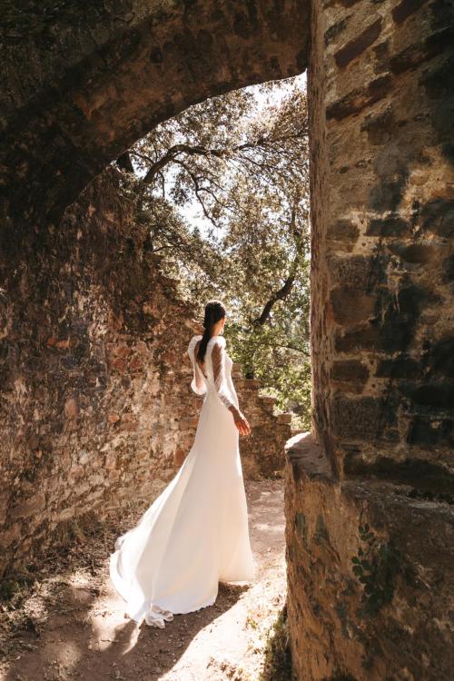 Vestidos de novia 2022 Silvia Fernandez Damisela 15