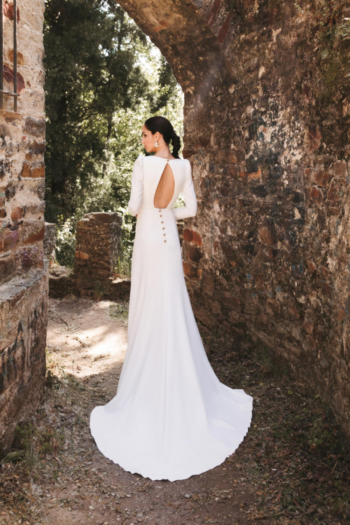 Vestidos de novia 2022 Silvia Fernandez Danza 3