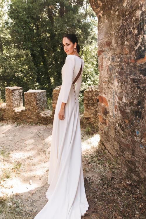 Vestidos de novia 2022 Silvia Fernandez Danza 7