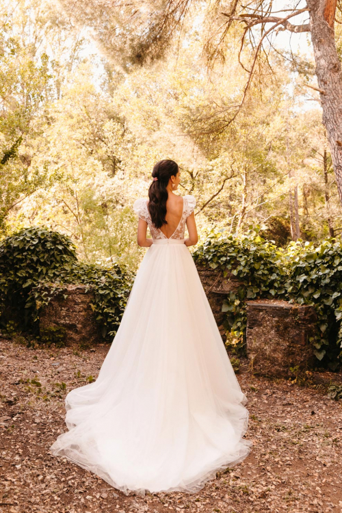 Vestidos de novia 2022 Silvia Fernandez Darice 2
