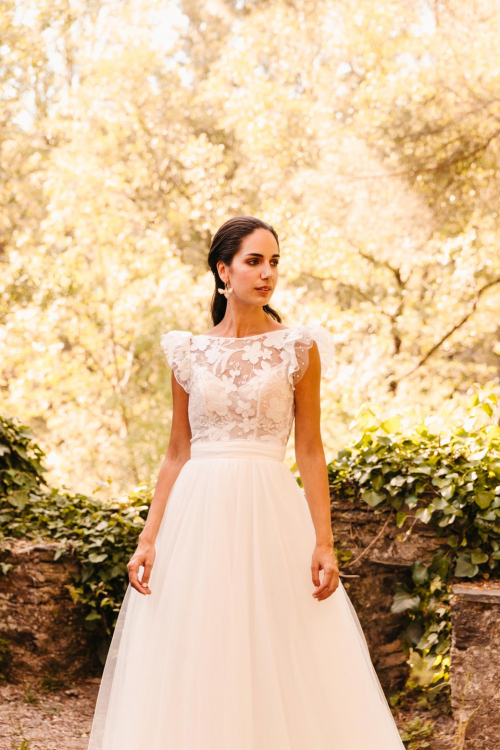 Vestidos de novia 2022 Silvia Fernandez Darice 8