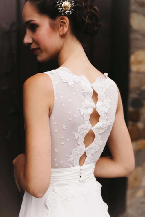 Vestidos de novia 2022 Silvia Fernandez Darline 3