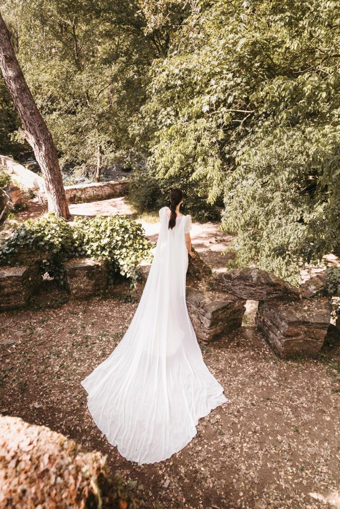Vestidos de novia 2022 Silvia Fernandez Daryna 1