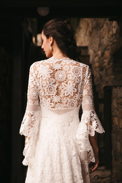 Vestidos de novia 2022 Silvia Fernandez Dayana 5