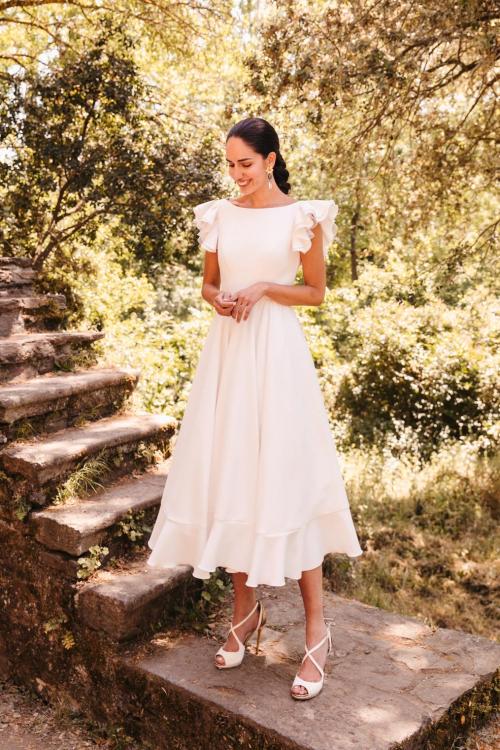 Vestidos de novia 2022 Silvia Fernandez Debora 1