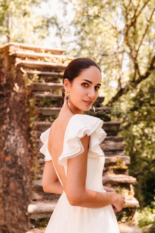 Vestidos de novia 2022 Silvia Fernandez Debora 6