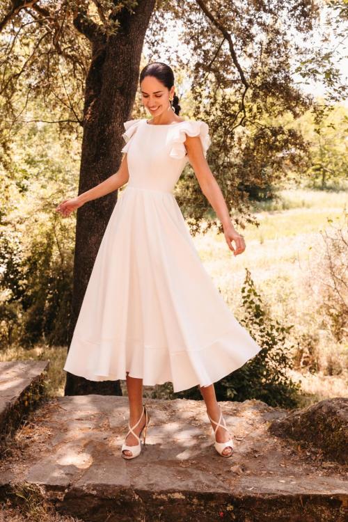 Vestidos de novia 2022 Silvia Fernandez Debora 7