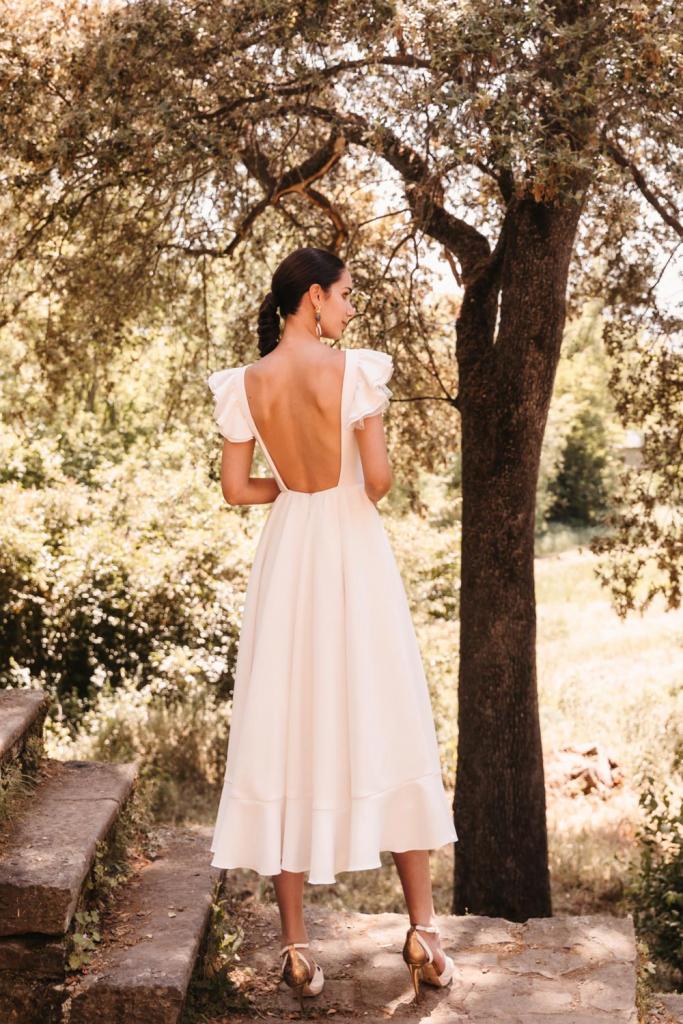 Vestidos de novia 2022 Silvia Fernandez Debora 8