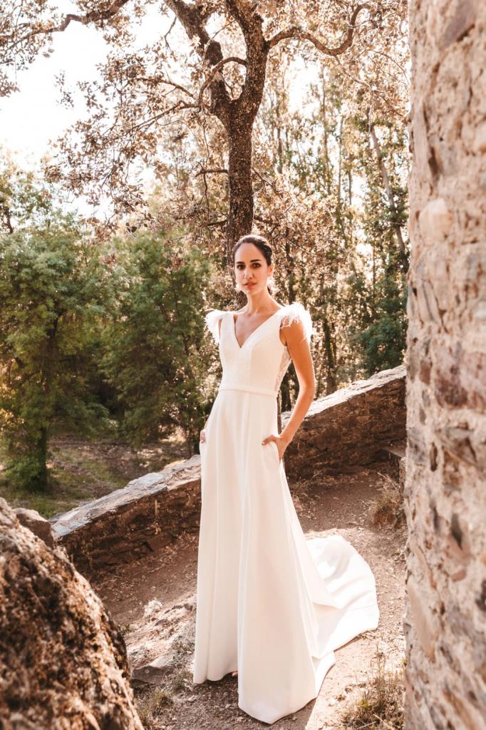 Vestidos de novia 2022 Silvia Fernandez Debut 12