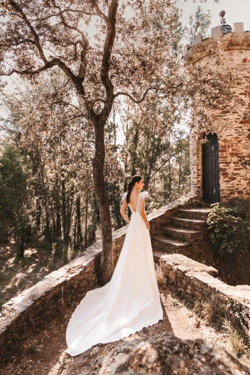 Vestidos de novia 2022 Silvia Fernandez Debut 2
