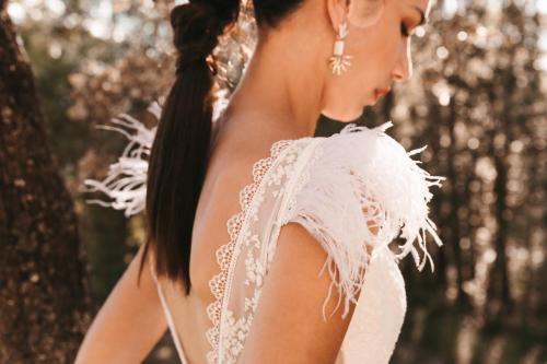 Vestidos de novia 2022 Silvia Fernandez Debut 3