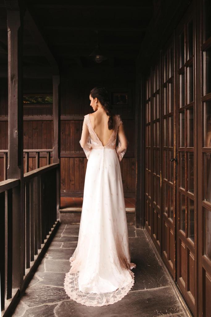 Vestidos de novia 2022 Silvia Fernandez Dedalo 1