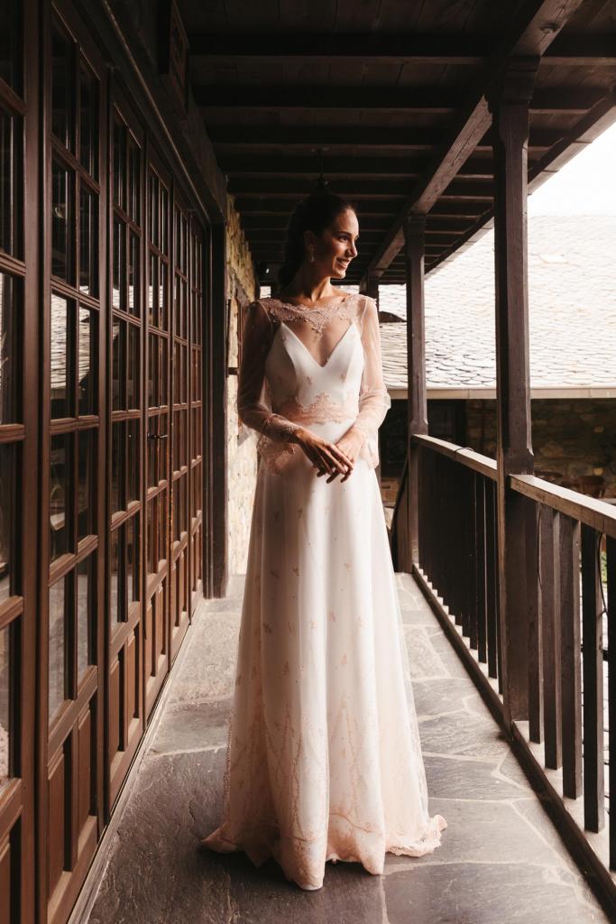 Vestidos de novia 2022 Silvia Fernandez Dedalo 14