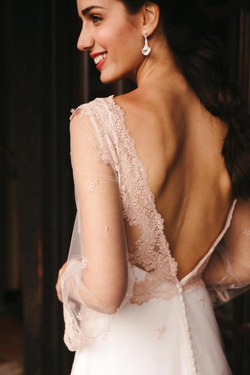 Vestidos de novia 2022 Silvia Fernandez Dedalo 3