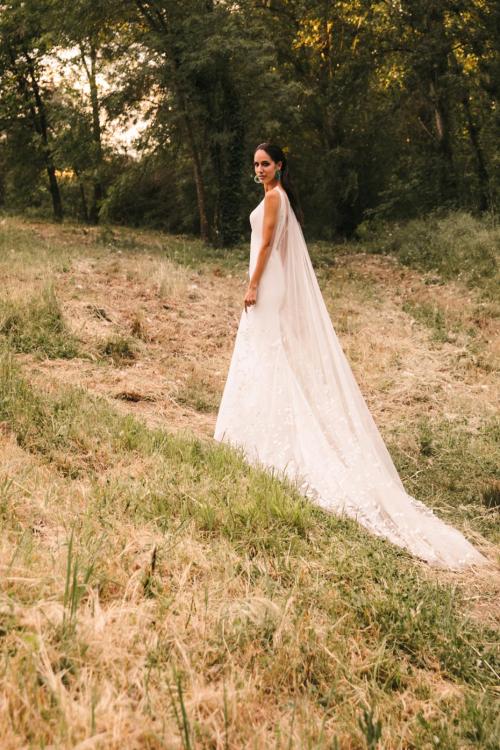Vestidos de novia 2022 Silvia Fernandez Delicado 12