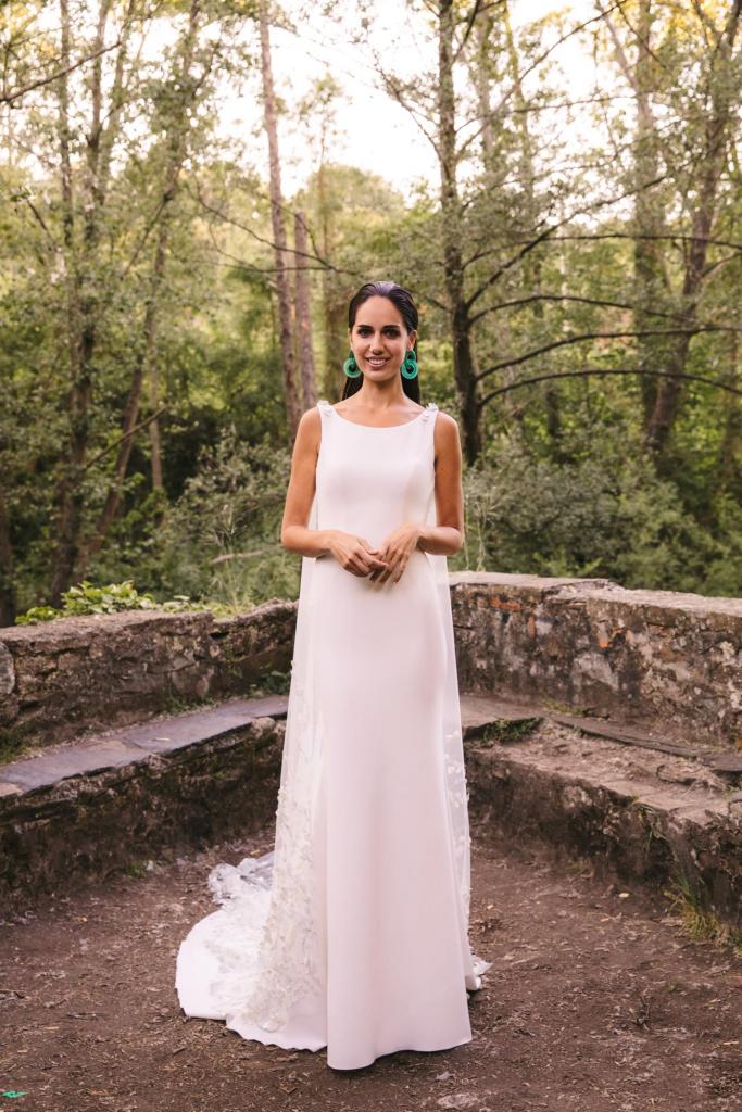 Vestidos de novia 2022 Silvia Fernandez Delicado 4
